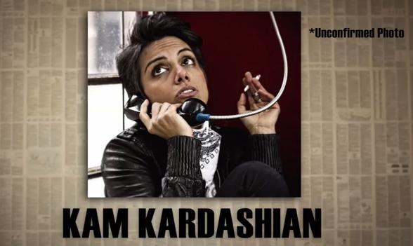 Kam Kardashian Found - 2014 Promo