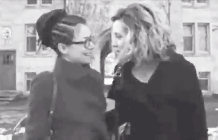 Cosima & Delphine (Orphan Black) - The Ballet of Cosima and Delphine