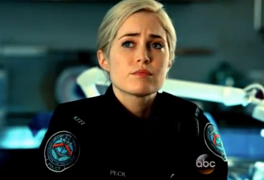 Gail & Holly (Rookie Blue) - You Will Be My Resolution