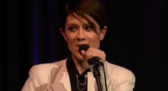Tegan & Sara - Just Like a Pill (Live for P!nk at Billboard Women In Music 2013)