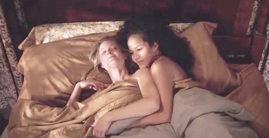 Stef & Lena (The Fosters) - Season 1, Episode 11 (Part 1)