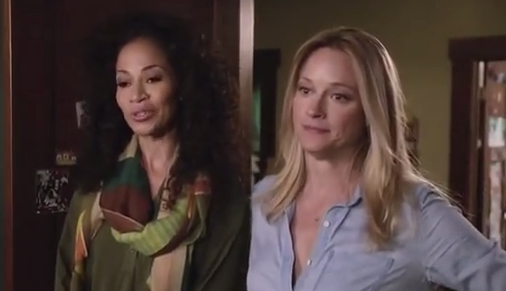 Stef & Lena (The Fosters) - Season 1, Episode 12 (Part 3)