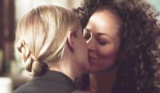 Stef & Lena (The Fosters) - Season 1, Episode 13 (Part 1)