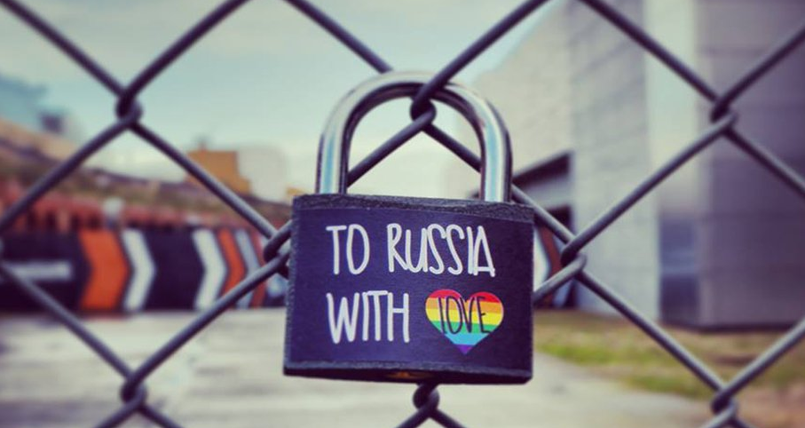 Russian PropaGAYnda: To Russia With Love