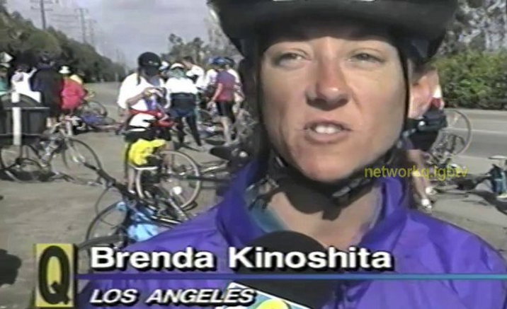The First California AIDS Ride (1994)