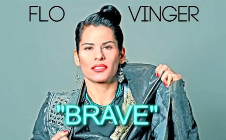 Flo Vinger - Brave