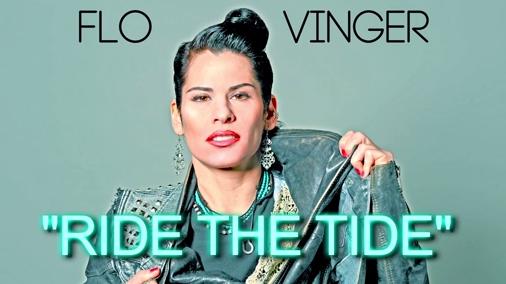 Flo Vinger - Ride The Tide