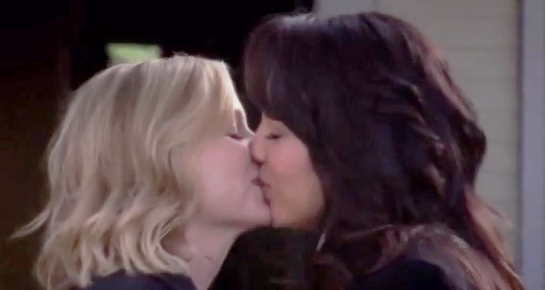 Callie & Arizona (Grey's Anatomy) - Season 10, Episode 13 (Part 1)