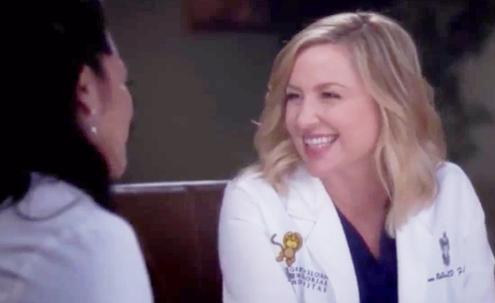 Callie & Arizona (Grey's Anatomy) - Season 10, Episode 13 (Part 2)