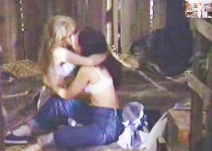 Donna & Carmen (Reform School Girl) - Love Scene