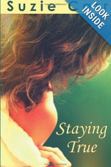 Suzie Carr - Staying True (Book Trailer)