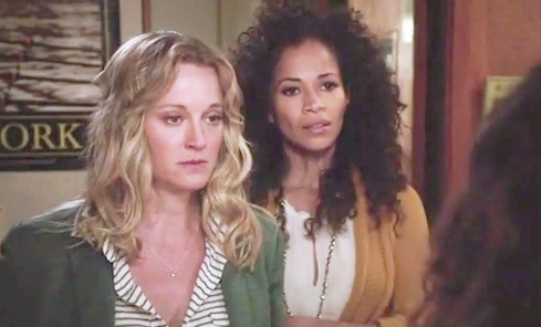 Stef & Lena (The Fosters) - Season 1, Episode 14 (Part 3)