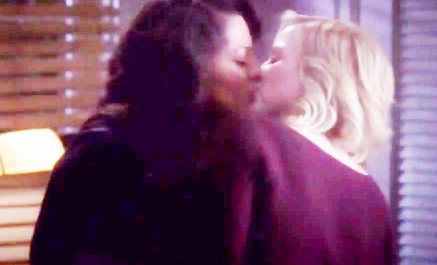 Callie & Arizona (Grey's Anatomy) - Season 10, Episode 14