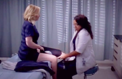 Callie & Arizona (Grey's Anatomy) - Season 10, Episode 15 (Part 1)