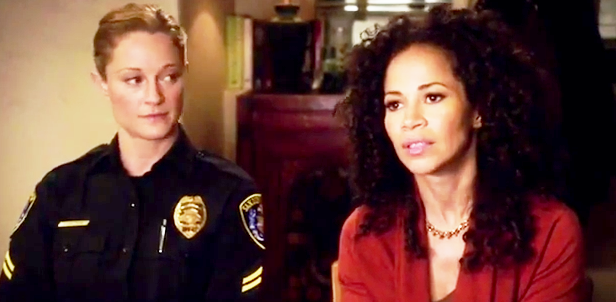 Stef & Lena (The Fosters) - Season 1, Episode 18 (Part 1)