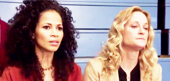 Stef & Lena (The Fosters) - Season 1, Episode 18 (Part 2)