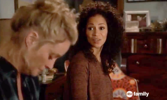 Stef & Lena (The Fosters) - Season 1, Episode 19 (Part 2)