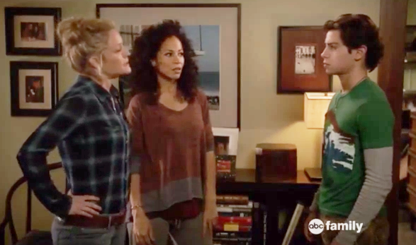 Stef & Lena (The Fosters) - Season 1, Episode 19 (Part 3)
