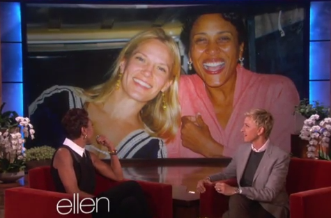 The Ellen Show - Robin Roberts Discusses Her Girlfriend