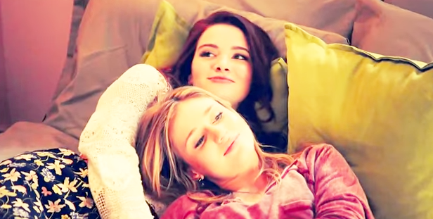 Amy & Karma (Faking It)