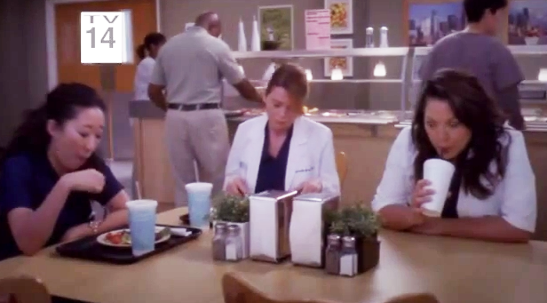 Callie & Arizona (Grey's Anatomy) - Season 10, Episode 19 (Part 2)