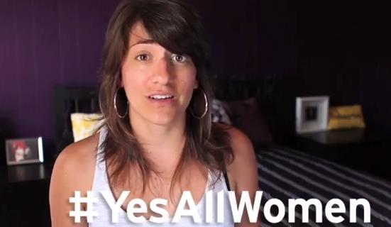 Arielle Scarcella - Lesbian Misogyny #YesAllWomen