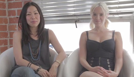 Meet the Cast of EastSiders Season 2: Brea Grant and Vera Miao