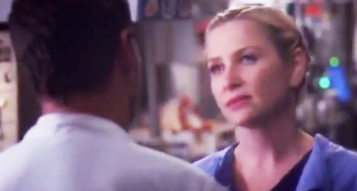 Callie & Arizona (Grey's Anatomy) - Season 10, Episode 23 (Part 1)