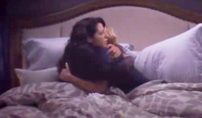 Callie & Arizona (Grey's Anatomy) - Season 10, Episode 23 (Part 2)