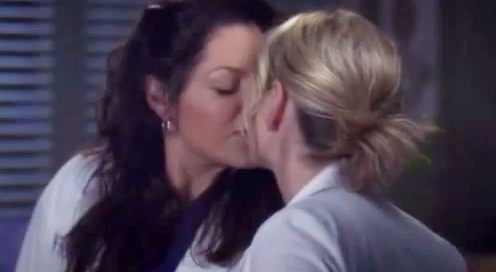 Callie & Arizona (Grey's Anatomy) - Season 10, Episode 24