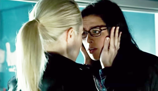Gail & Holly (Rookie Blue) - Girl Crush