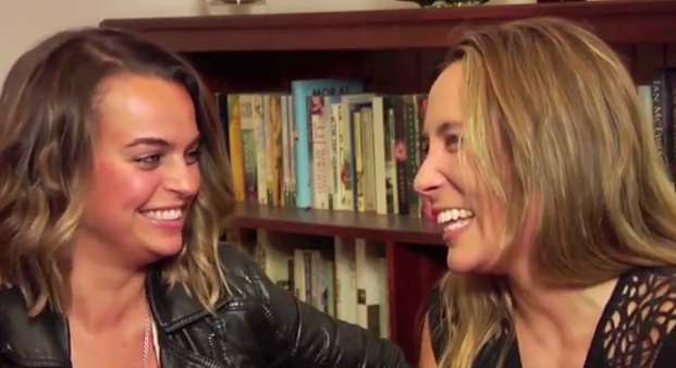 Starting From Now - Couch Sessions: Sarah de Possesse and Bianca Bradey