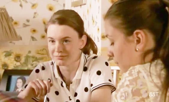 Sophie & Maddie (Coronation Street) - 5 June 2014