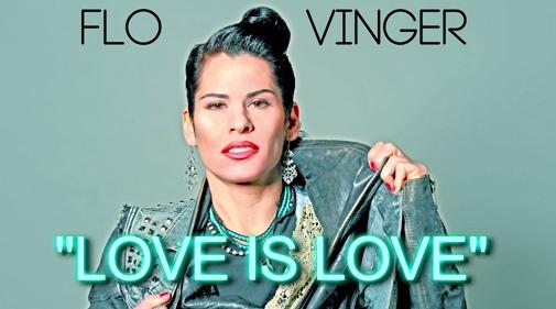 Flo Vinger - Love Is Love