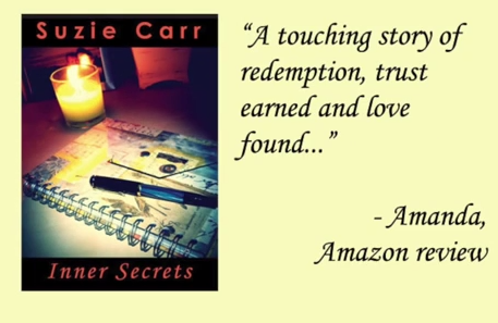 Suzie Carr - Inner Secrets (Book Trailer)