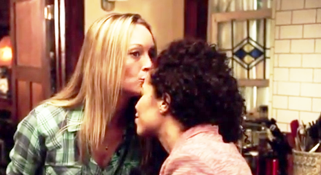 Stef & Lena (The Fosters) - Season 2, Episode 1 (Part 2)