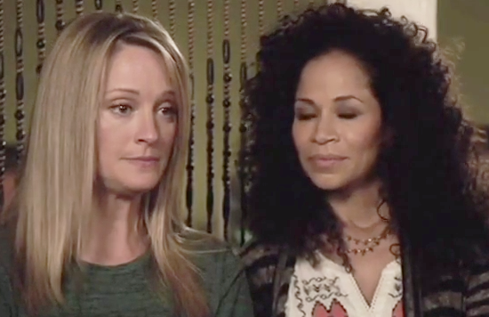 Stef & Lena (The Fosters) - Season 2, Episode 2 (Part 5)