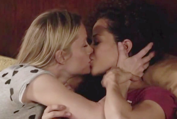 Stef & Lena (The Fosters) - Season 2, Episode 6 (Part 1)