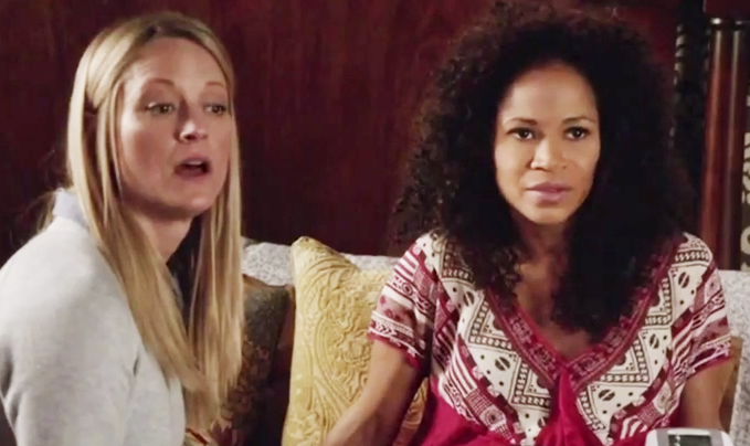 Stef & Lena (The Fosters) - Season 2, Episode 6 (Part 2)