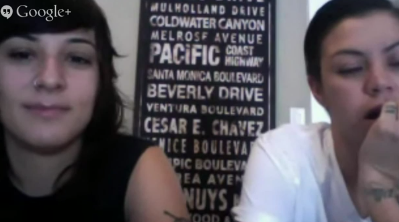 Live Chat with Kiyomi & Laura of Hunter Valentine