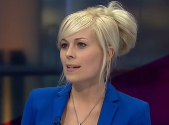 Vicky Beeching - First TV interview about coming out as gay
