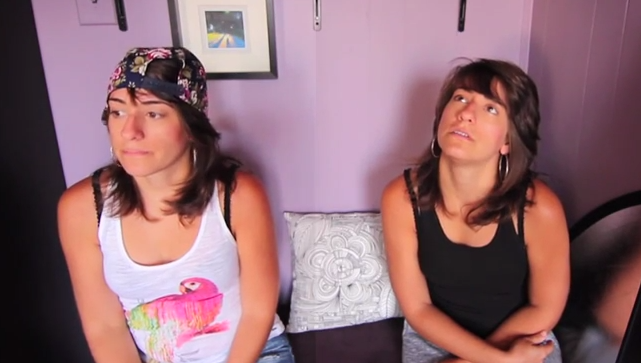 Arielle Scarcella - What Lesbians Say When Caught Cheating!