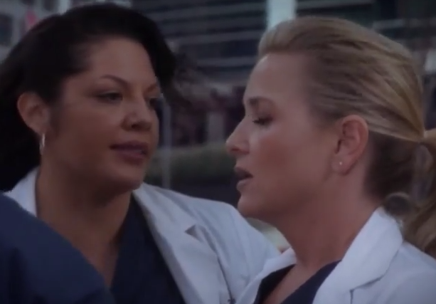 Callie & Arizona (Grey's Anatomy) - Season 11, Episode 1 - Part 1