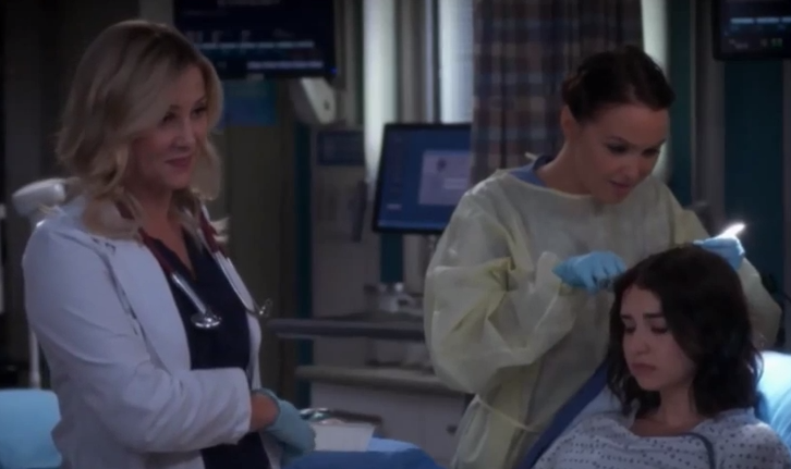 Callie & Arizona (Grey's Anatomy) - Season 11, Episode 1 - Part 2