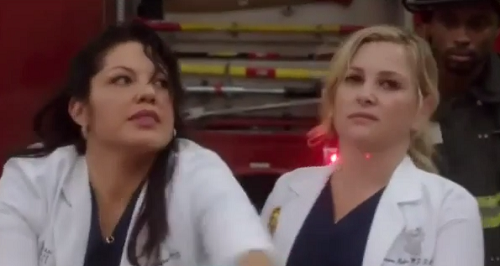 Callie & Arizona (Grey's Anatomy) – Season 11, Episode 1 – Sneak Peek