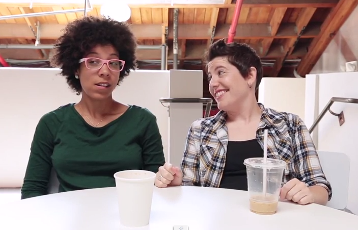 If Lesbians Said The Stuff Straight People Say