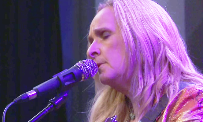 Melissa Etheridge - I Won't Be Alone Tonight