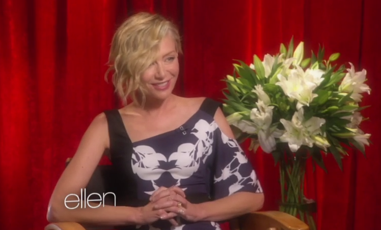 Ellen DeGeneres - Portia Answers The Tough Questions