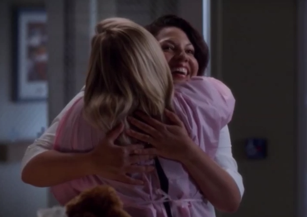 Callie & Arizona (Grey's Anatomy) - Season 11, Episode 2