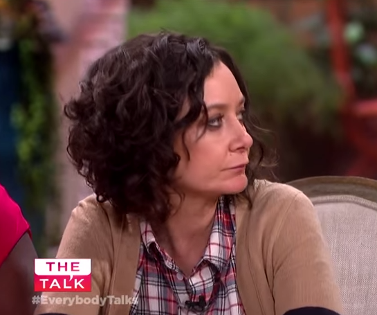 The Talk - Sara Gilbert Defends Jillian Michaels' Comments About Being Gay